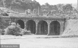 Ambergate, Railway Bridge c.1955