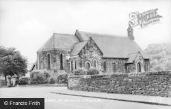 Ambergate, St Anne's Church c.1955