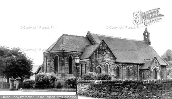 Ambergate, St Anne's Church c.1955