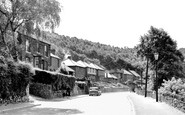 Ambergate, The Village c.1955