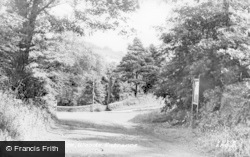 Ambergate, Woods Entrance c.1955