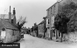 Amberley, By The Post Office c.1950