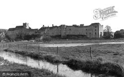 Castle c.1955, Amberley
