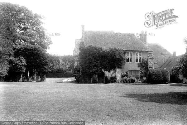 Amberley, Castle Courtyard 1896
