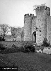 Castle, The Gatehouse 1950, Amberley