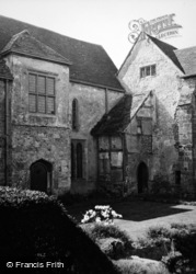 Amberley, Castle, The House 1949
