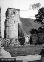 Church c.1950, Amberley