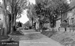 Church Street c.1950, Amberley