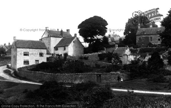 Photo of Amberley, Littleworth 1901
