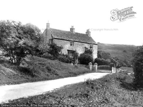 Photo of Amberley, Rose Cottage 1925