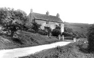 Amberley, Rose Cottage 1925
