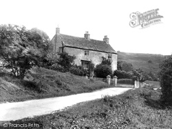 Rose Cottage 1925, Amberley