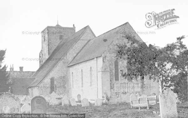 Photo of Amberley, St Michael's Church c.1935