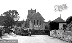 Amberley, St Michael's Church c.1950
