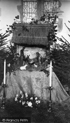 Amberley, St Michael's The Crib c.1955