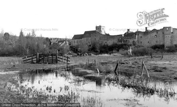Amberley, The Castle c.1955