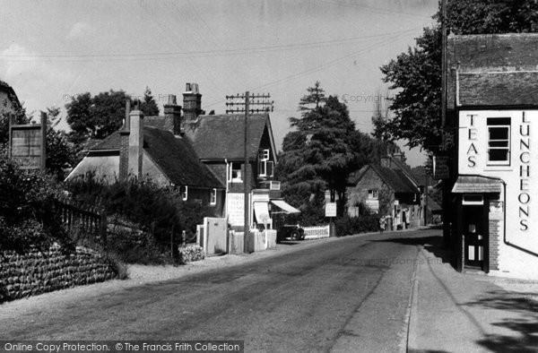 Amberley, The Castle c.1960