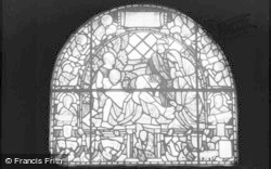 Amberley, The Stott Window, St Michael's Church c.1955