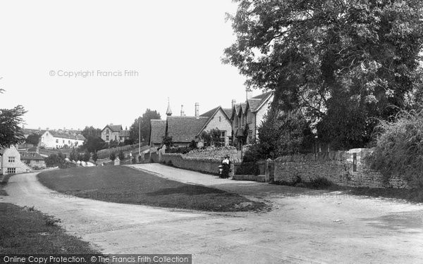 Photo of Amberley, The Village 1901
