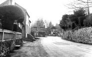 Amberley, The Village c.1950