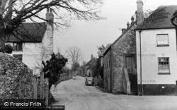 The Village c.1950, Amberley