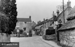 Amberley, The Village c.1950