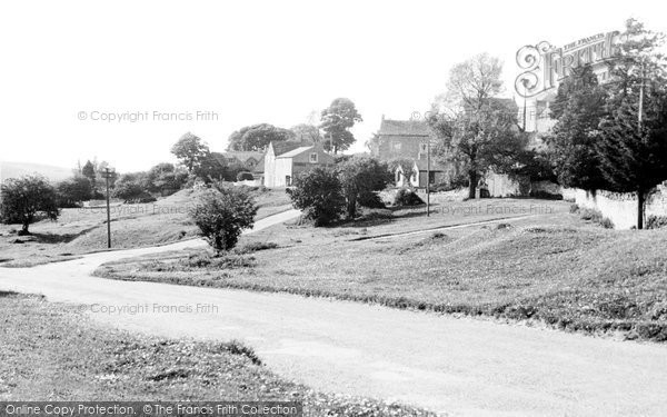 Photo of Amberley, The Village c.1955