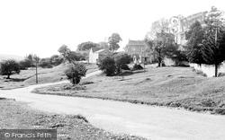 Amberley, The Village c.1955
