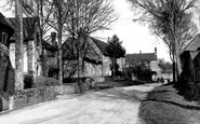 Amberley, The Village From The Church c.1950