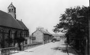 Amble, Church Street c.1965