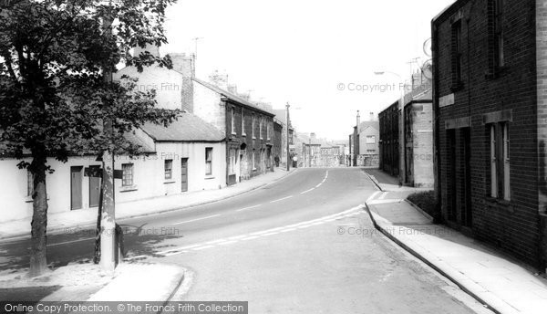 Photo of Amble, High Street c.1965