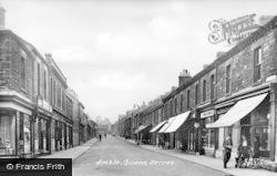 Amble, Queen Street c.1950