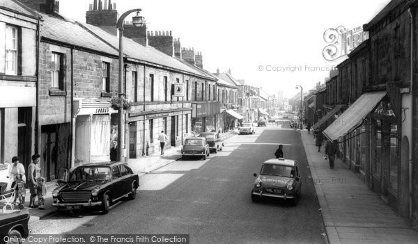 Photo of Amble, Queen Street c.1965