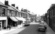 Amble, Queen Street c.1965
