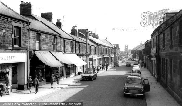 Photo of Amble, Queen Street c1965, ref. a225038