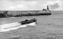 The Harbour c.1950, Amble