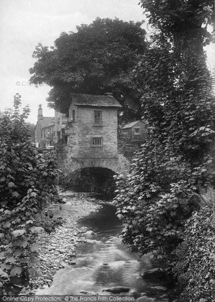 Photo of Ambleside, Bridge House 1912
