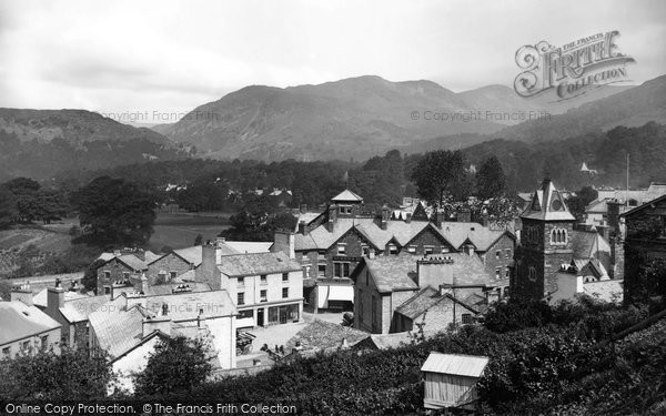 Ambleside, From The Gale 1886