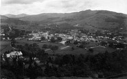 Ambleside, General View From Hills 1912