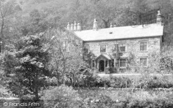 Ambleside, House Near The Stepping Stones 1886