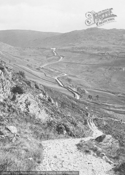 Photo of Ambleside, Kirkstone Pass 1926