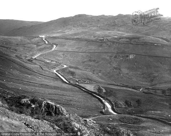 Photo of Ambleside, Kirkstone Pass 1926