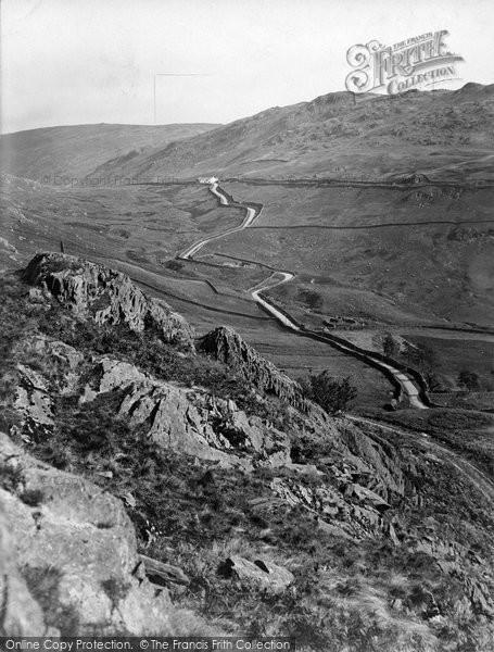 Photo of Ambleside, Kirkstone Pass, The Last Half Mile 1926