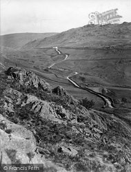 Ambleside, Kirkstone Pass, The Last Half Mile 1926