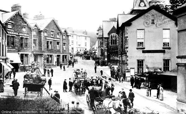 Photo of Ambleside, Market Place 1912