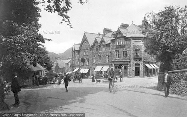 Photo of Ambleside, Rydal Road 1912