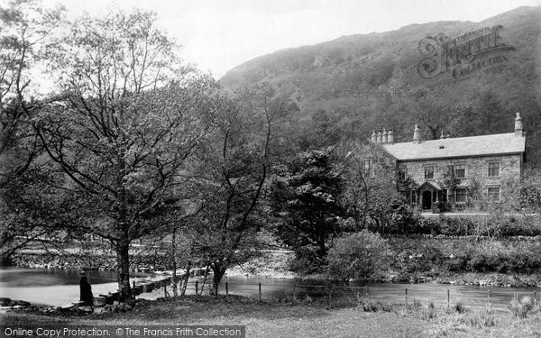 Photo of Ambleside, Stepping Stones 1886