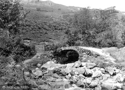 Ambleside, Sweden Bridge 1912