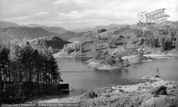Photo of Ambleside, Tarn Hows c.1955
