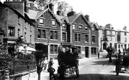 Ambleside, The Queen's Hotel 1892